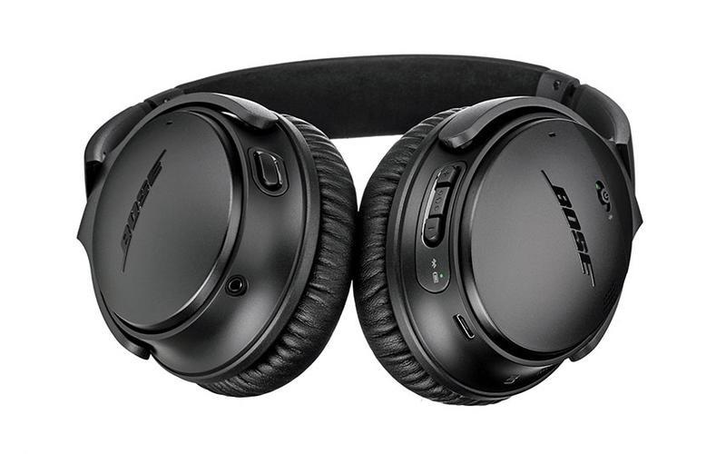 test du casque bose quietcomfort 35 ii audio. Black Bedroom Furniture Sets. Home Design Ideas