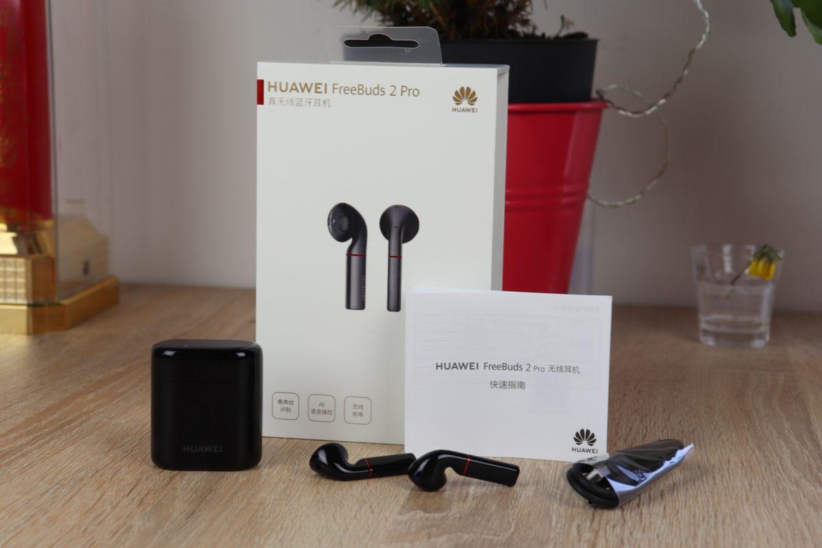 Huawei Freebuds les écouteurs sans fil en test